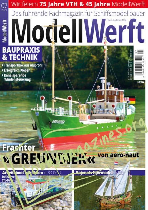 ModellWerft - JuLi 2021
