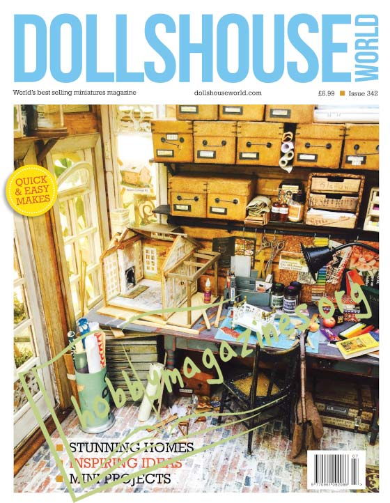 Dolls House World - July 2021