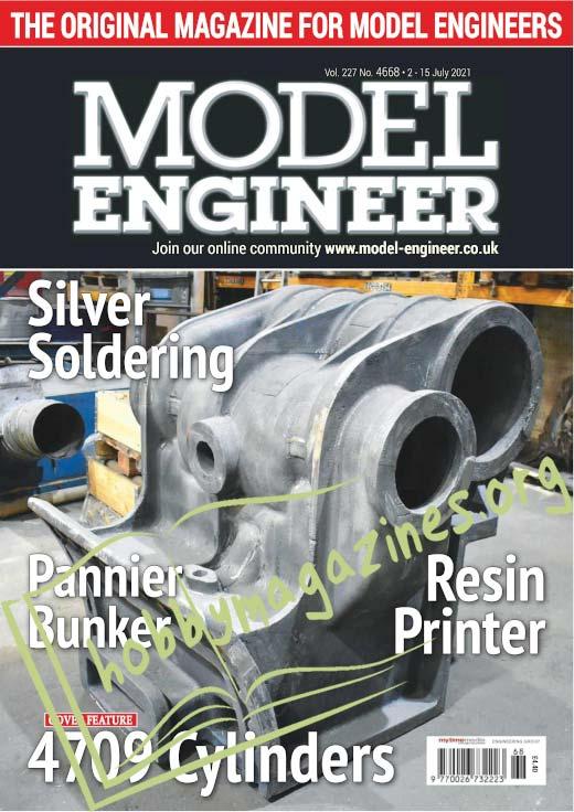Model Engineer 2-15 July 2021
