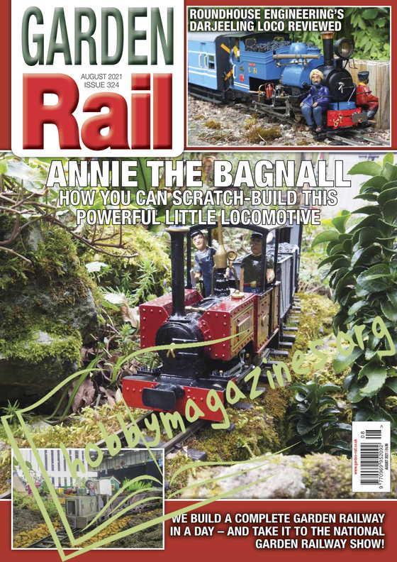 Garden Rail - August 2021