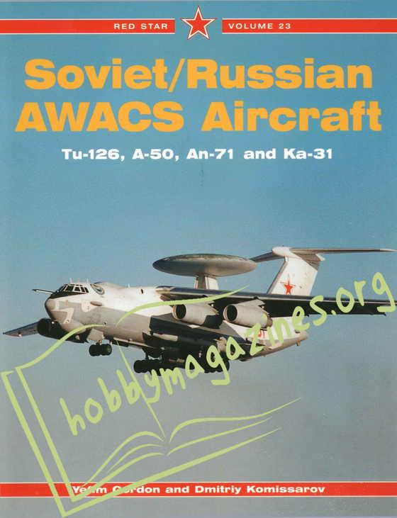 Red Star - Soviet/Russian AWACS Aircraft