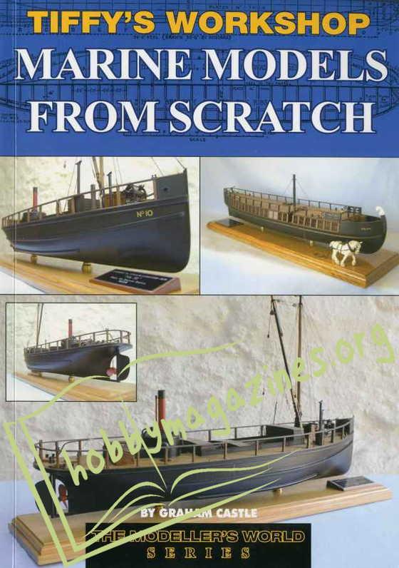 Tiffy's Workshop Marine Models From Scratch (ePub)