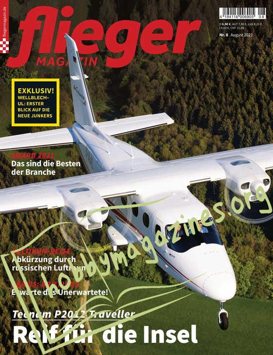 Fliegermagazin - August 2021