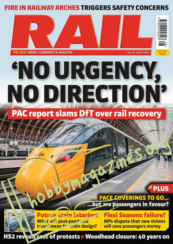 RAIL July 14-July 27 2021