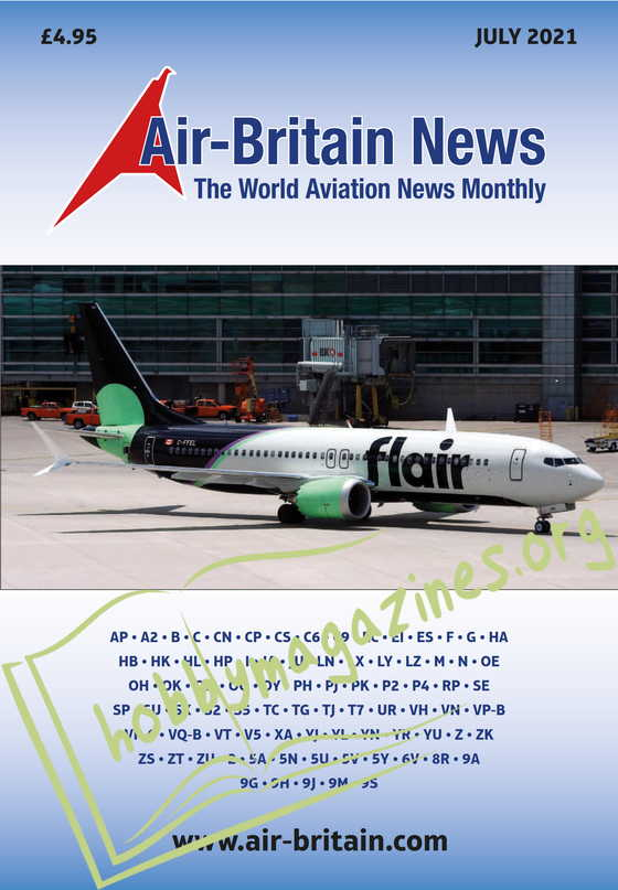 Air-Britain News - July 2021