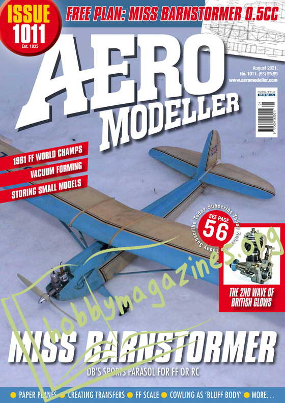Aeromodeller - August 2021