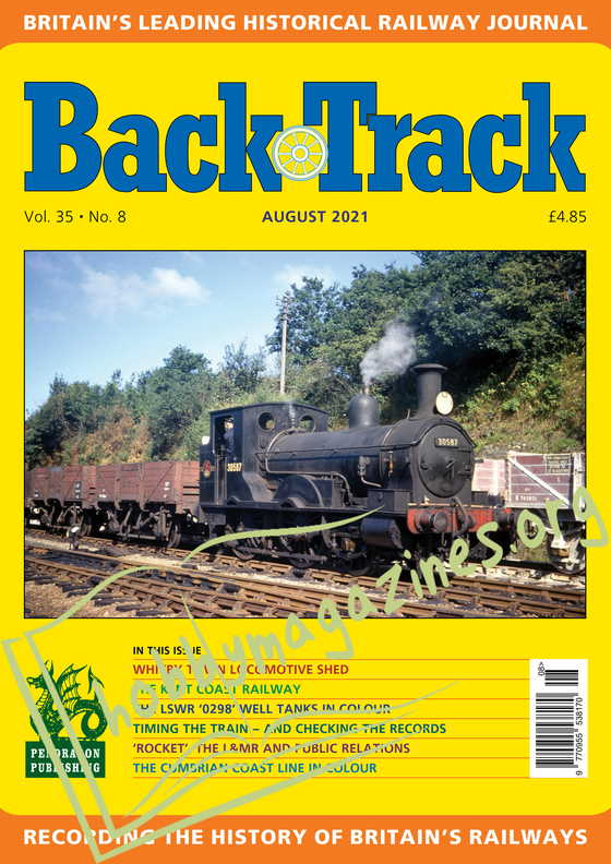 Back Track - August 2021