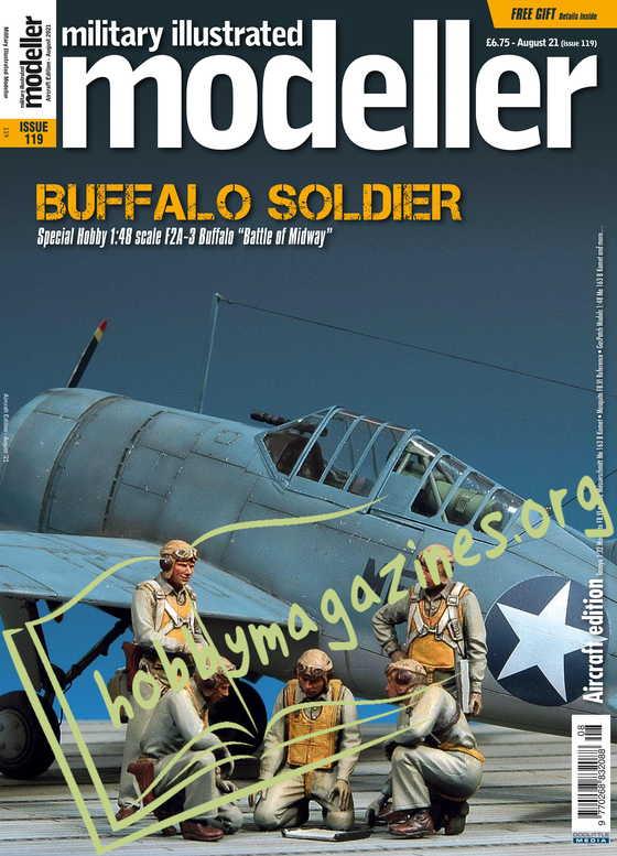 Military Illustrated Modeller - August 2021