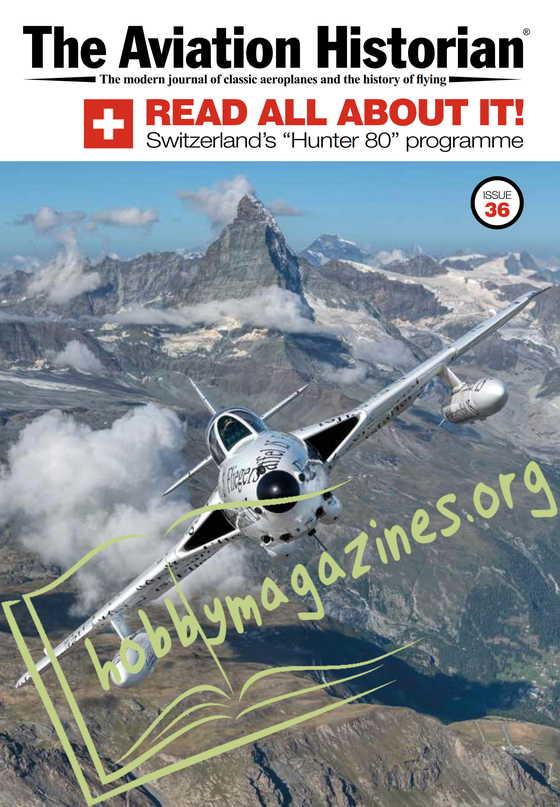 The Aviation Historian Issue 36