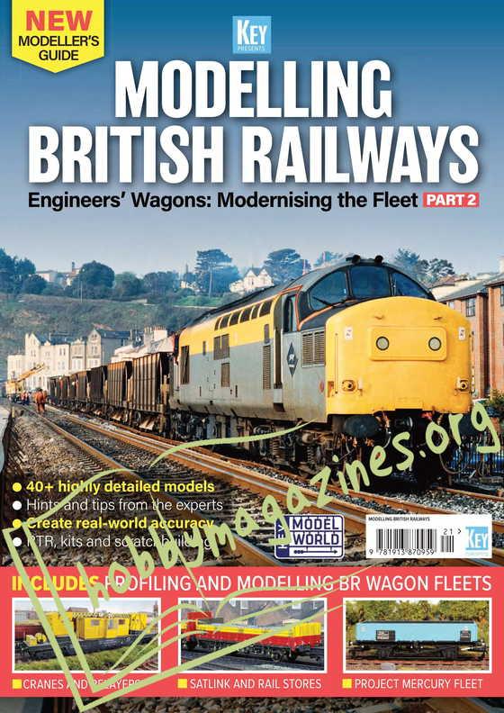 Modelling British Railways Engineers Wagons Part 2