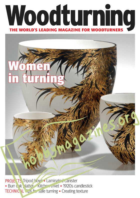 Woodturning Issue 359