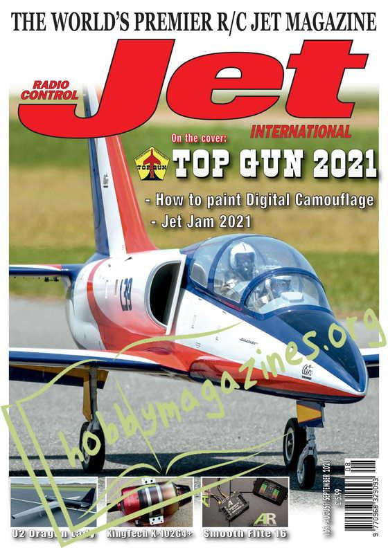 Radio Control Jet International - August-September 2021