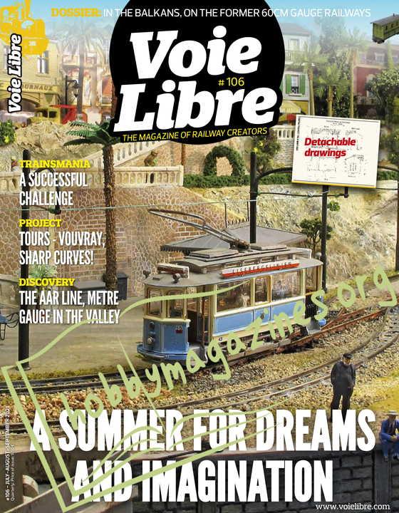 Voie Libre - July/August/September 2021