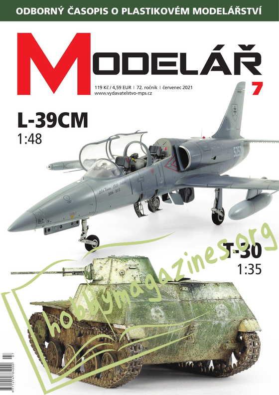 Modelář 2021-07