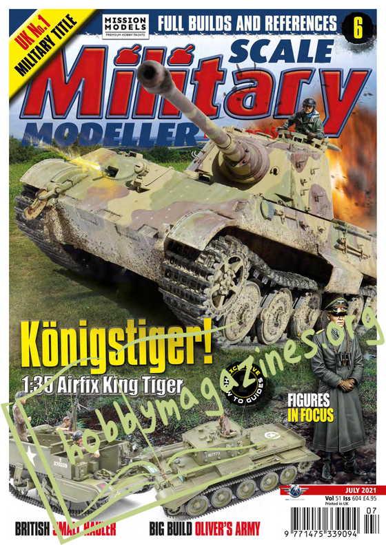 Scale Military Modeller International - July 2021