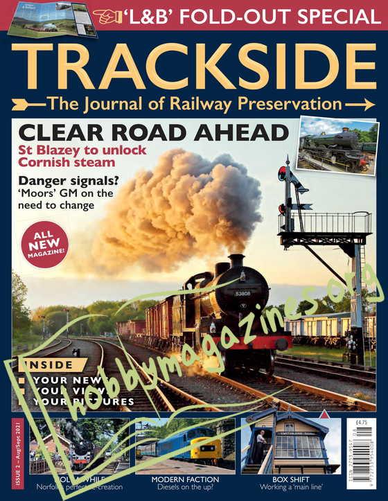 Trackside - August/Septmber 2021
