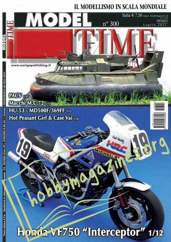 Model Time - Luglio 2021