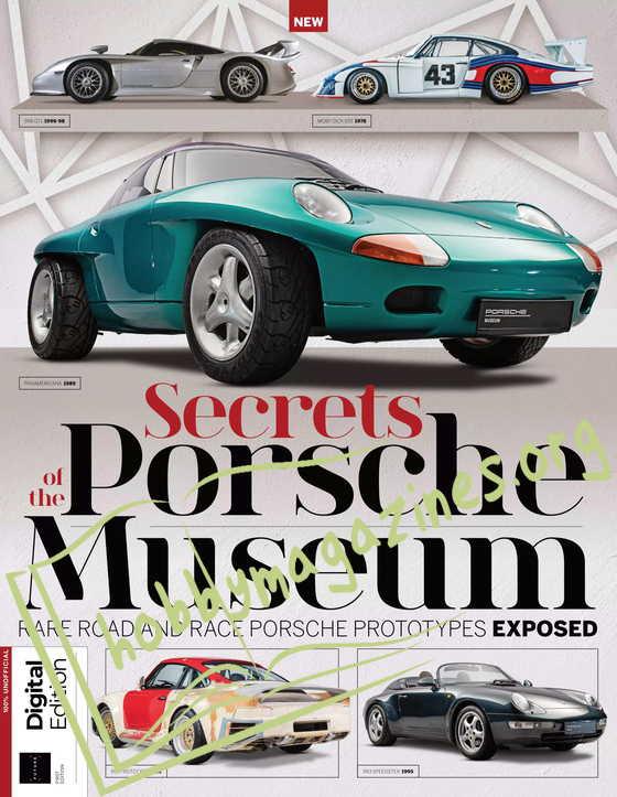 Secrets of the Porsche Museum