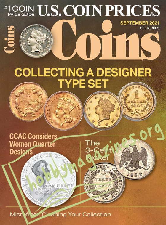 Coins - September 2021