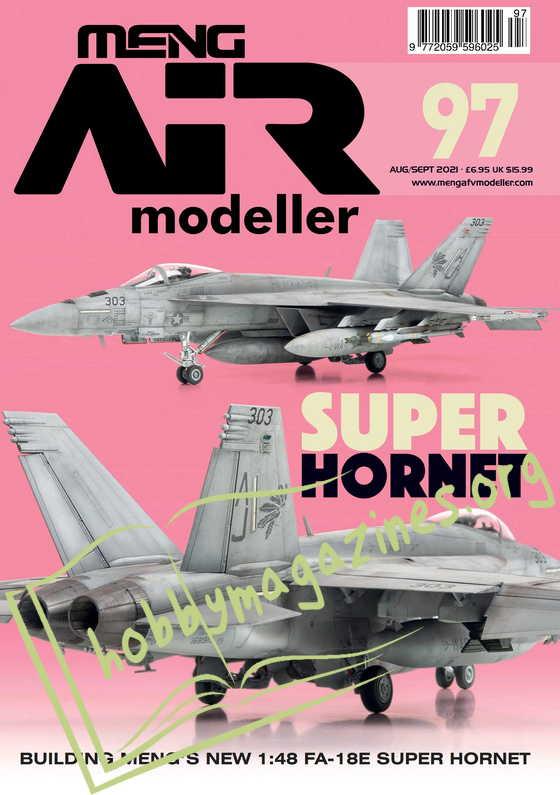 AIR Modeller - August/September 2021