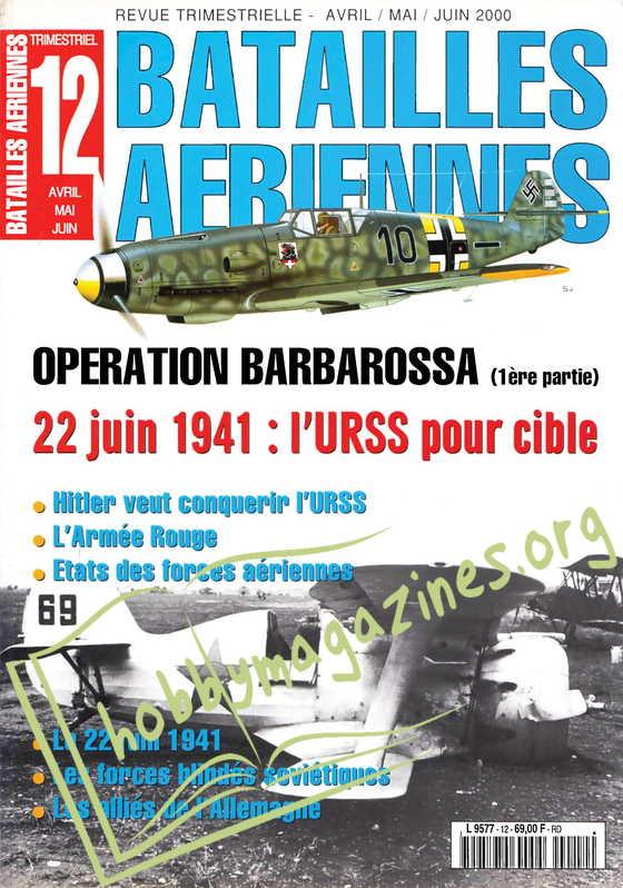 Batailles Aeriennes 12