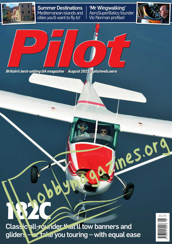 Pilot – August 2021