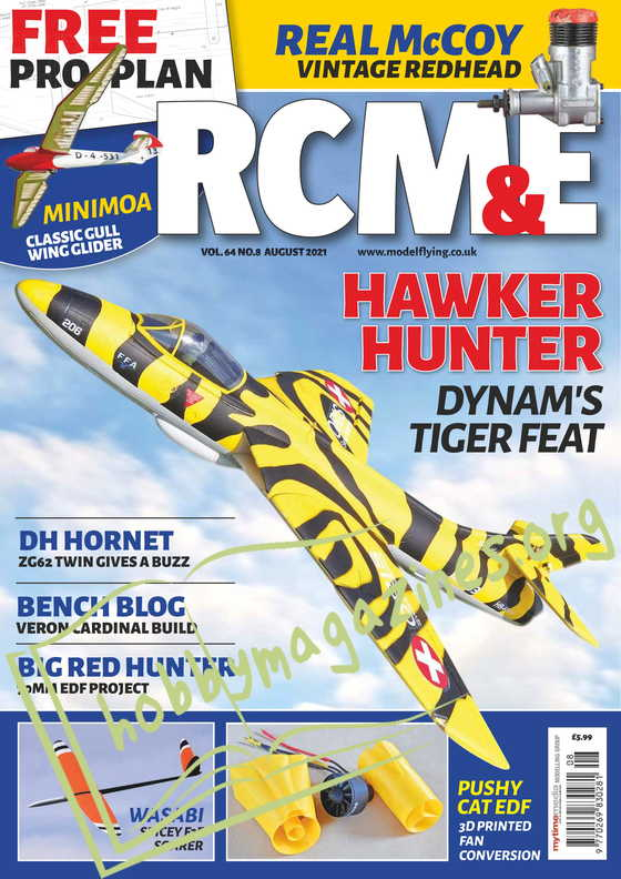 RCM&E - August 2021