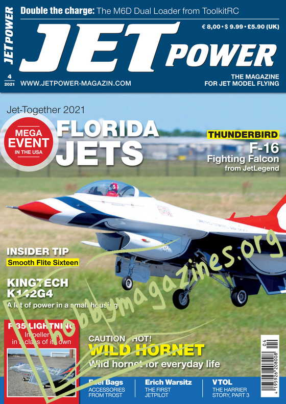JET Power - July/August 2021