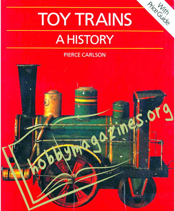 Toy Trains.A History