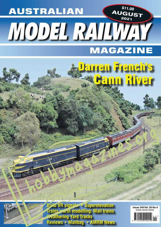 Australian Model Railway Magazine - August 2021