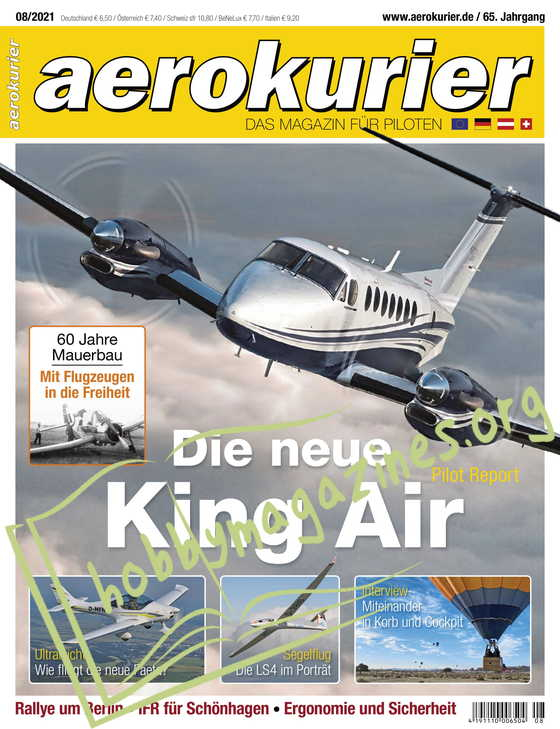 Aerokurier - August 2021