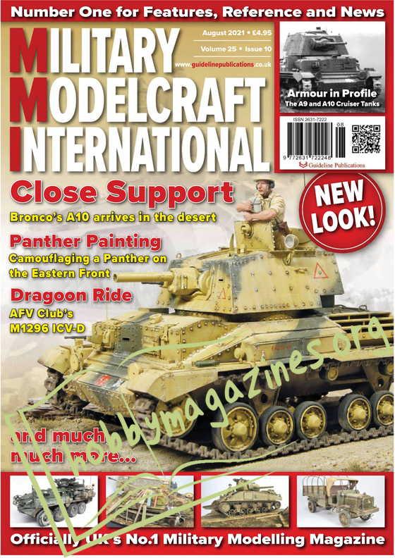 Military Modelcraft International - August 2021