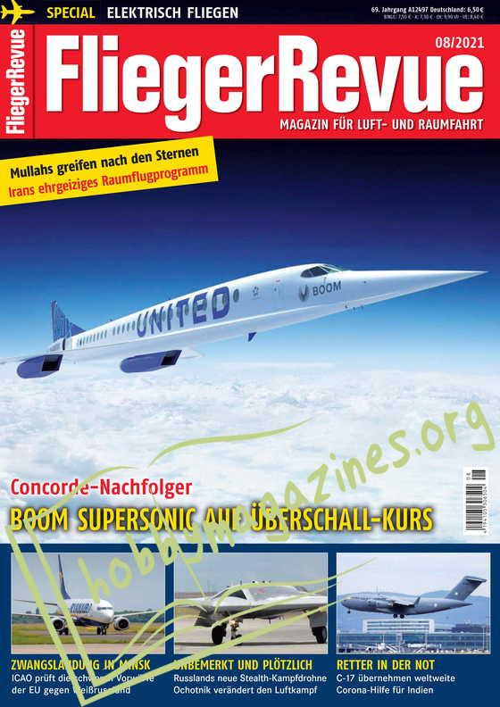 Flieger Revue 2021-08