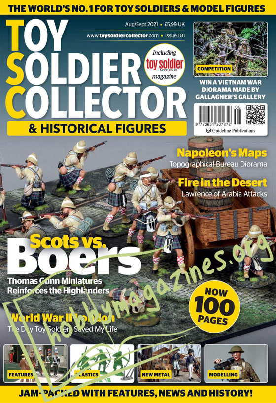 Toy Soldier Collector - August/September 2021