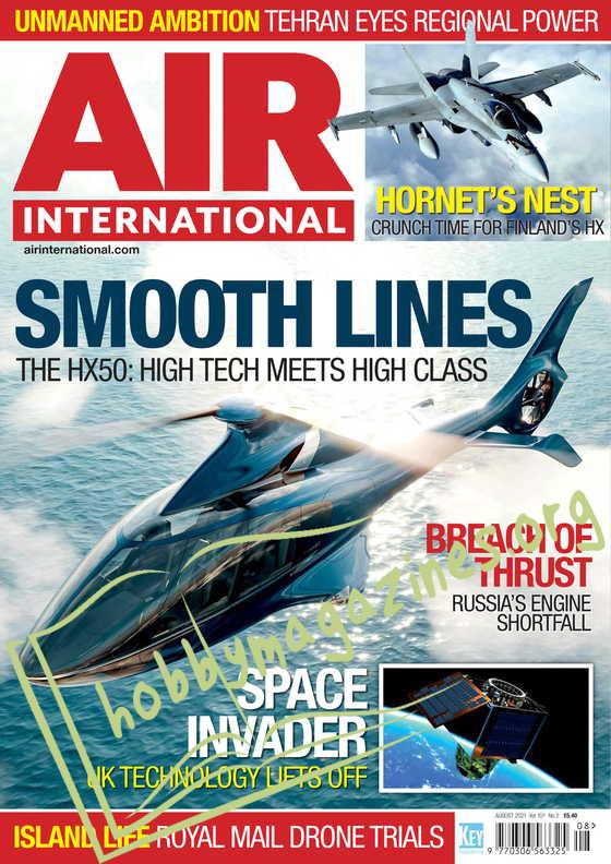 Air International - August 2021
