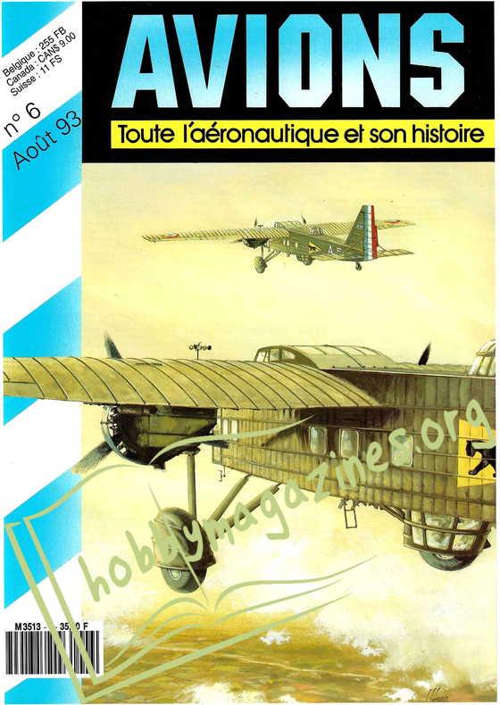 Avions No 6