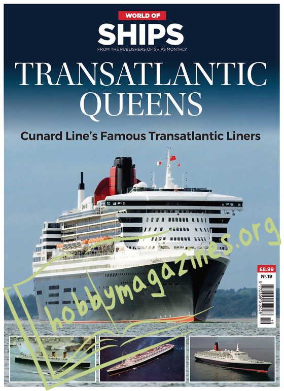 World of Ships - Transatlantic Queens