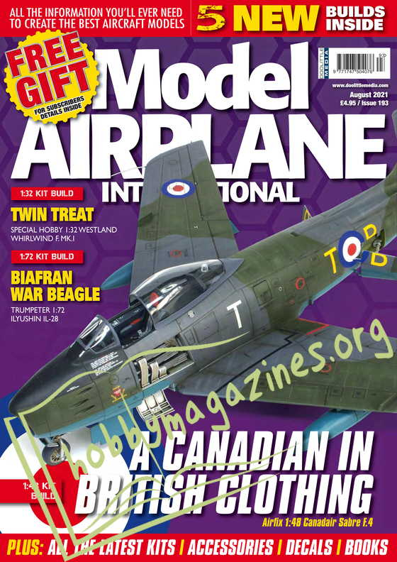 Model Airplane International - August 2021