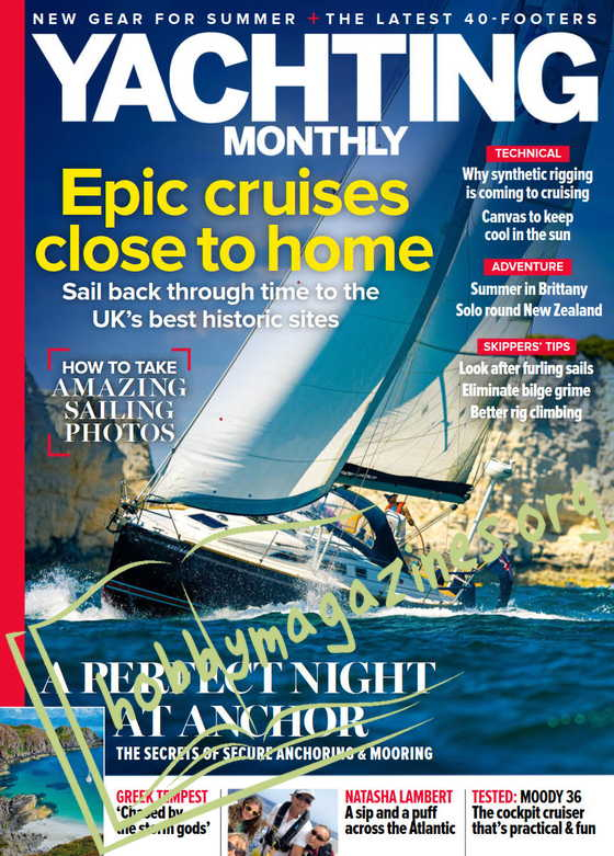 Yachting Monthly - July 2021