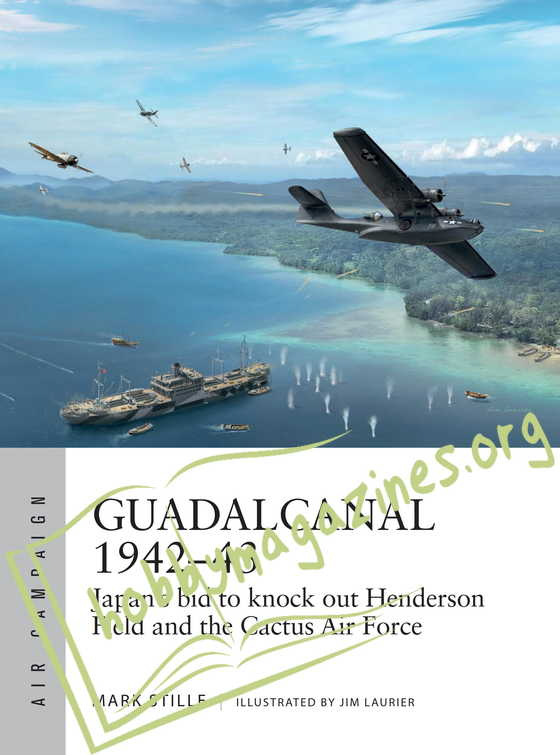 GUADALCANAL 1942–43