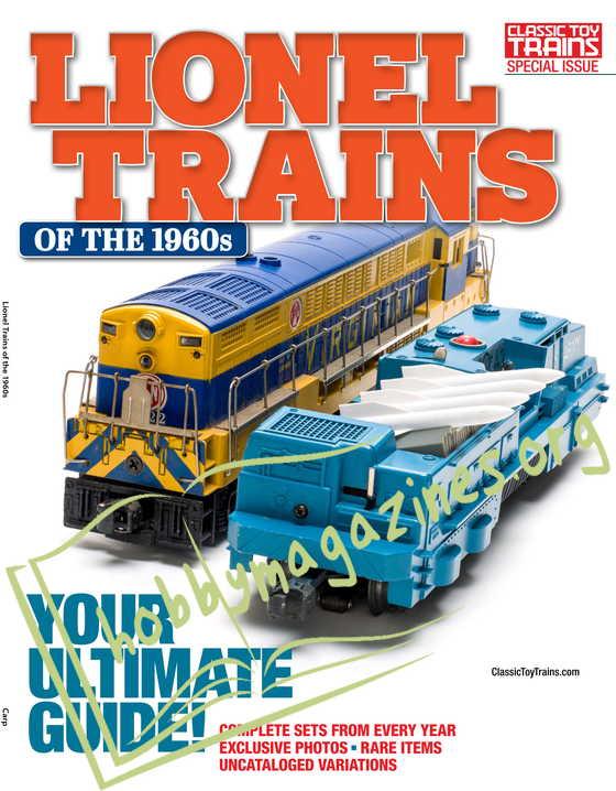 Lionel Trains 1960s