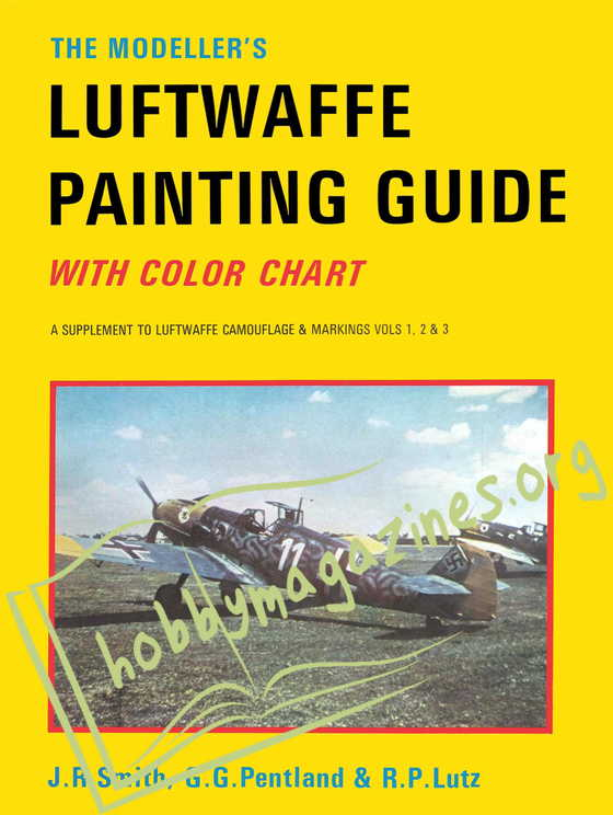 The Modeller's Luftwaffe Painting Guide
