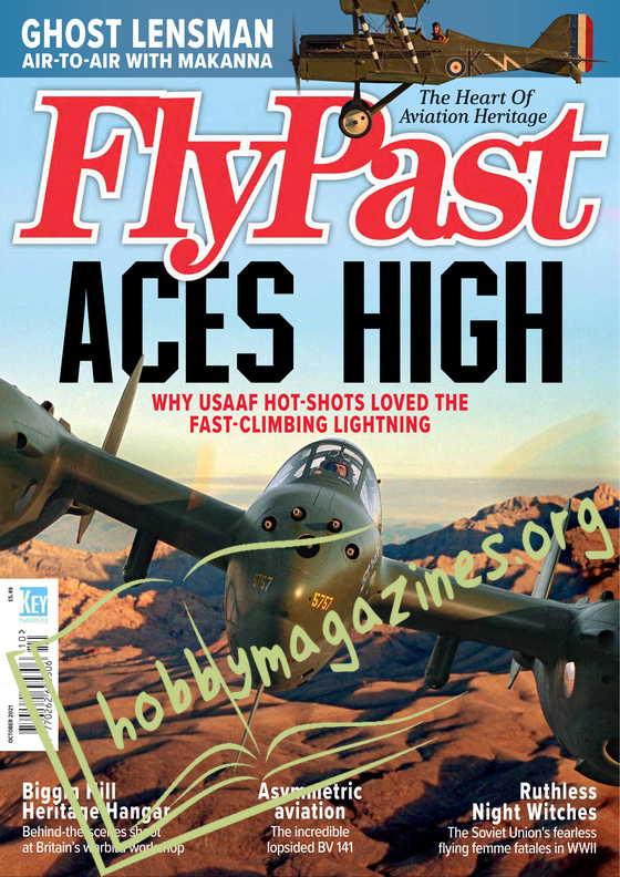 FlyPast - October 2021