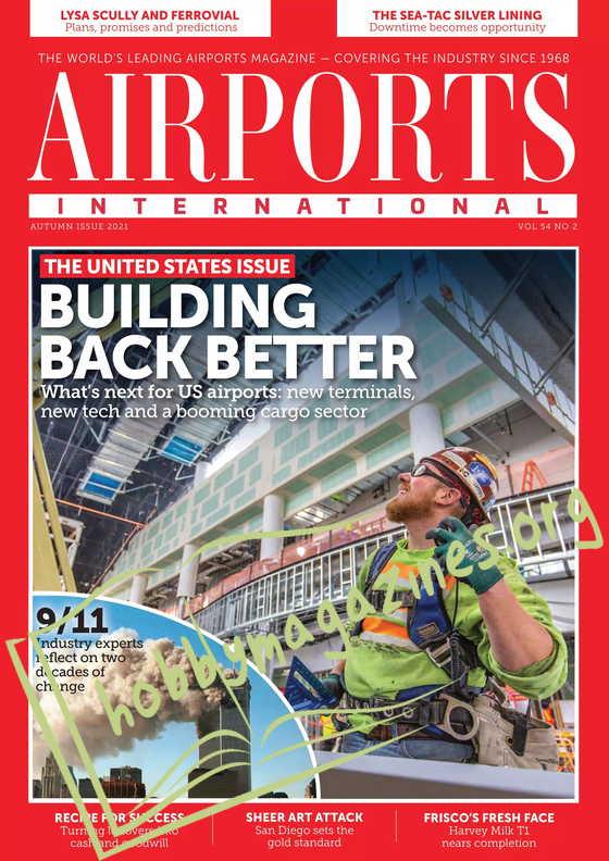 Airports International - Autumn 2021