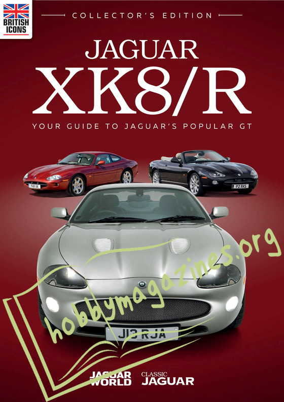 Jaguar XK8/R