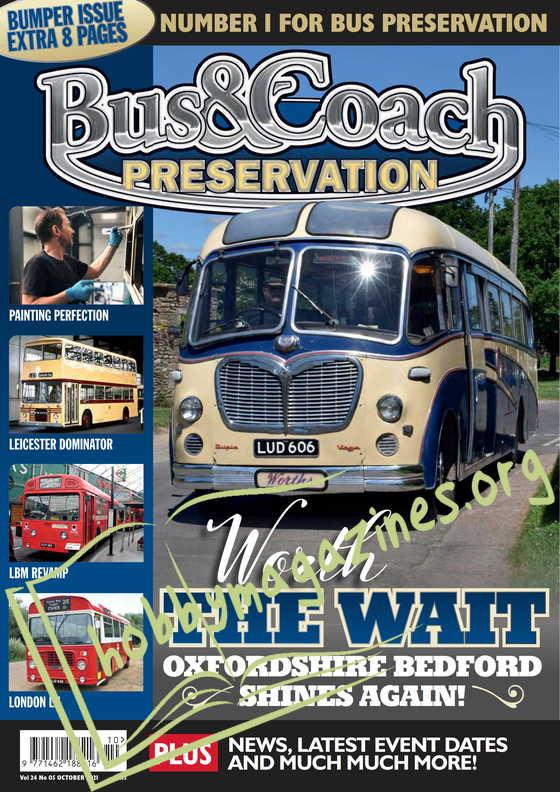 Bus & Coach Preservation - October 2021