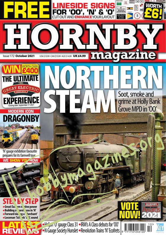 Hornby Magazine - October 2021