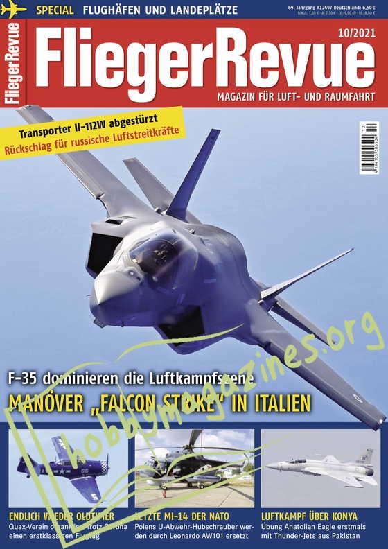 Flieger Revue 2021-10