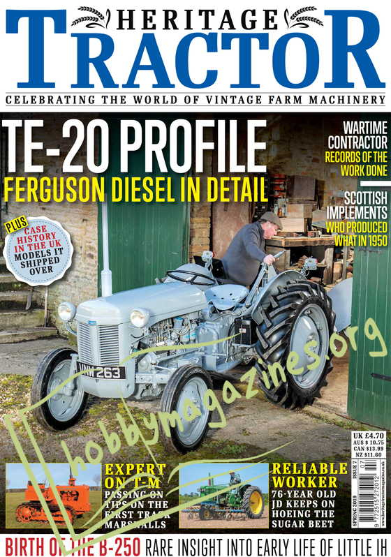 Heritage Tractor Issue 7