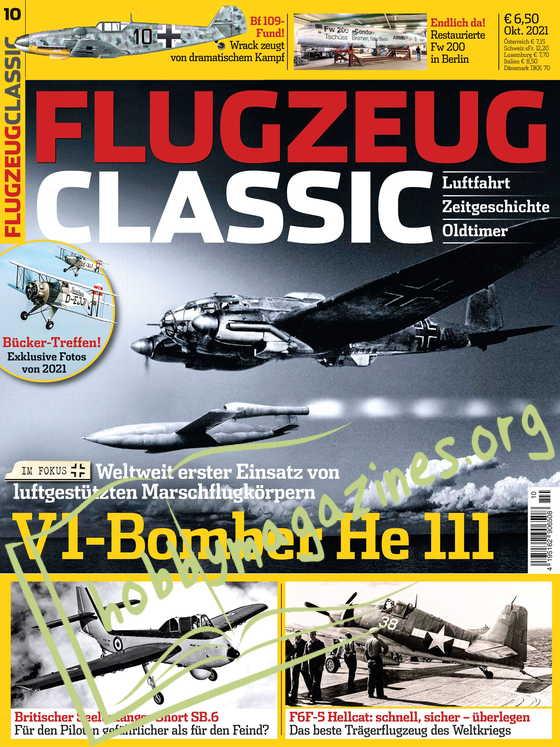 Flugzeug Classic 2021-10